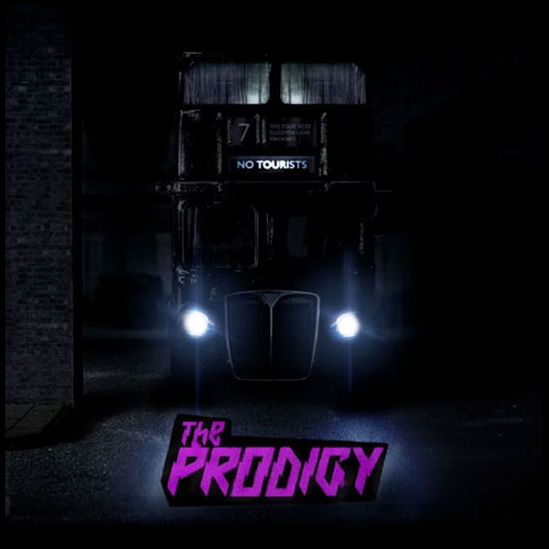 The Prodigy No Tourists Album Cover