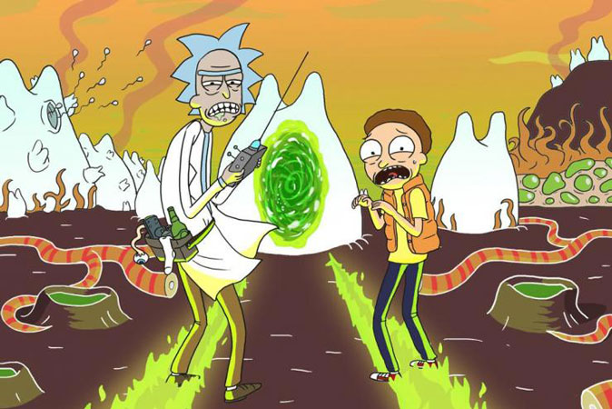 Rick And Morty Drops Season 4 Teaser, Announces Live Concert