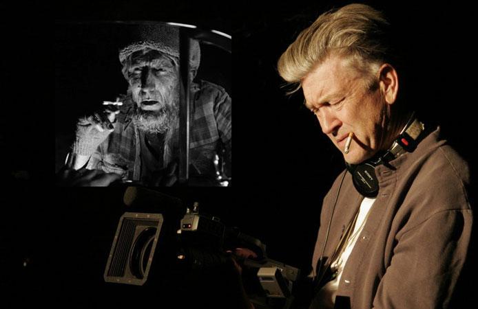 Watch David Lynch New Short Film Curtain's Up