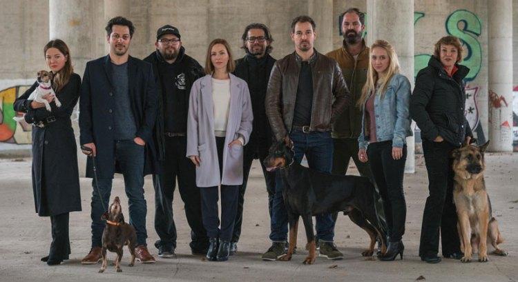 Netflix Second German Series Dogs of Berlin First Trailer