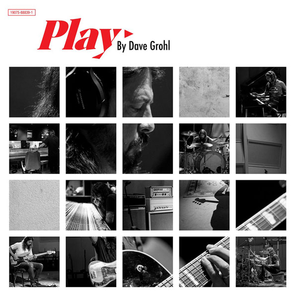 Dave Grohl's Mini Documentary Play Album