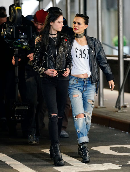 Vox Lux First Teaser Trailer: Natalie Portman as a Pop Star