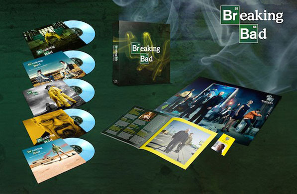 Breaking Bad 10th Anniversary Soundtrack Box Set Coming November