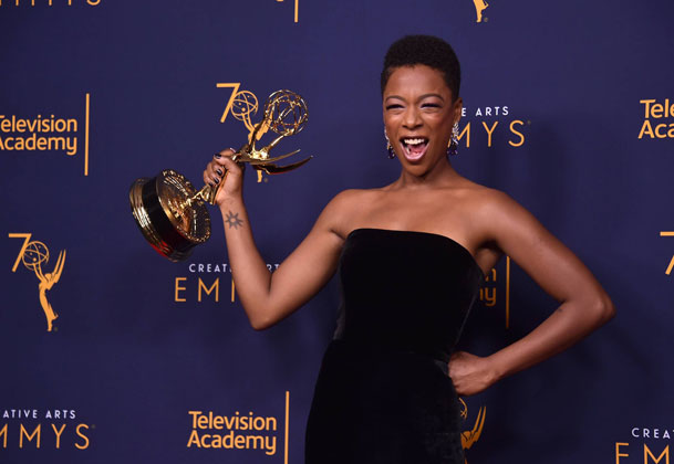 [:tr]Emmy Ödülleri 2018 Creative Arts Kategorisi Kazananları Açıklandı[:en]2018 Creative Arts Emmy Winners Atlanta, Rick and Morty, Black Mirror[:]