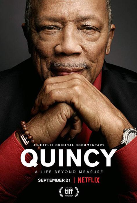 Quincy Jones Upcoming Netflix Documentary 'Quincy' First Trailer