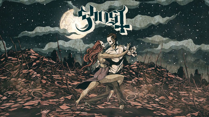 Ghost Release New Video for Dance Macabre Song: Watch