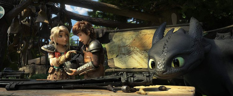 Watch How to Train Your Dragon 3 New Trailer