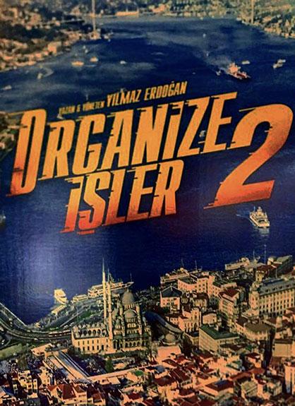 Organize İşler 2: Sazan Sarmalı Poster Fragman