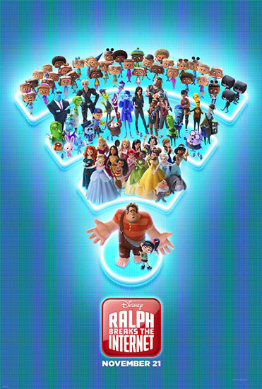 The Latest Final Trailer for Ralph Breaks the Internet: Watch