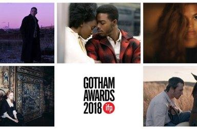 2018 Gotham Bağımsız Film Ödülleri Sahiplerini Buldu