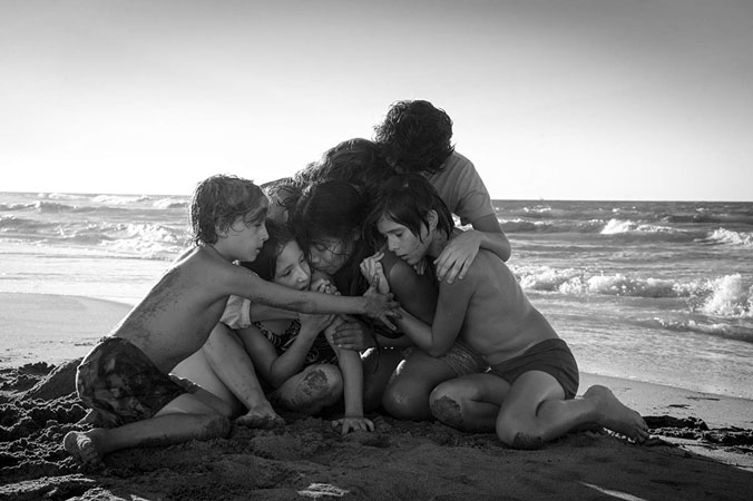 TIME Best Movie of 2018 ROMA