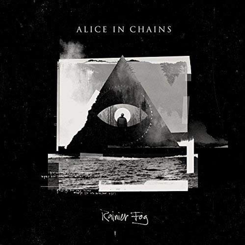 Alice In Chains Rainier Dog Album Artwork