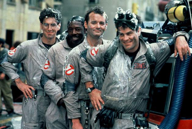 [:tr]Bill Murray'un Kadrosunda Bulunduğu Ghostbusters 3 Geliyor[:]