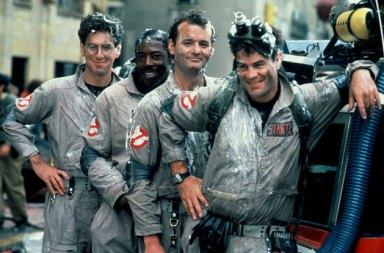 Bill Murray'un Kadrosunda Bulunduğu Ghostbusters 3 Geliyor