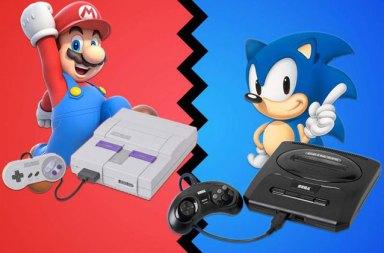 Nintendo ve Sega Kapışması Console Wars Dizisi Geliyor [Detaylar]