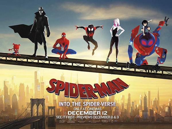Spider-Man: Into the Spider-Verse New Trailer Introduces Character's Superpowers