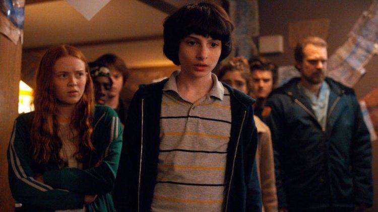 Netflix Share New Stranger Things Day Video Released From Stranger Things 3 Set