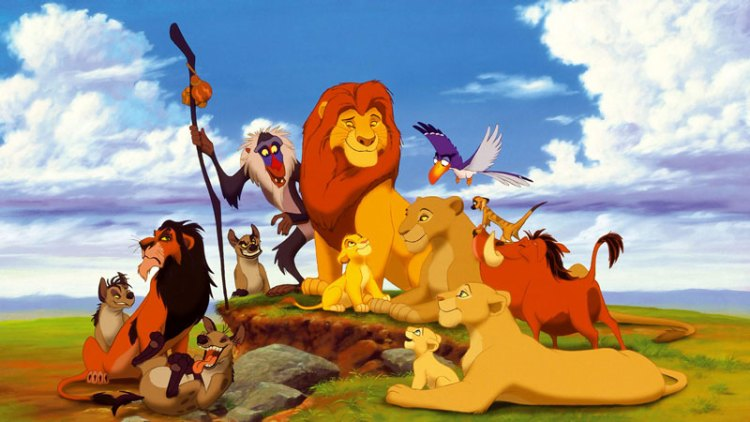 The Lion King (Aslan Kral)