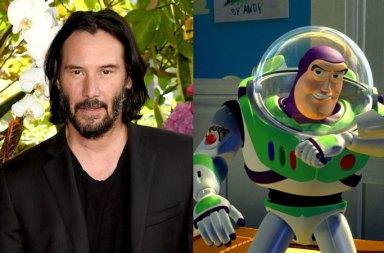 Toy Story 4 Seslendirme Kadrosuna Keanu Reeves Katıldı [Video]