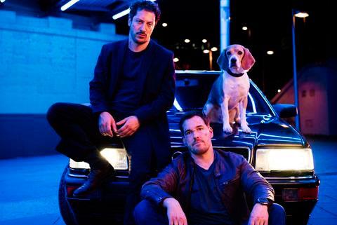 DOGS OF BERLIN Netflix -07/12/18