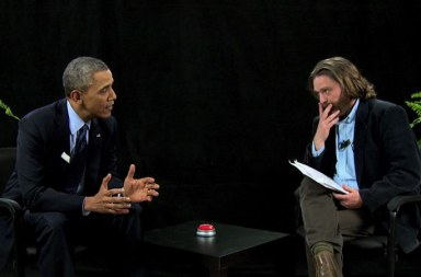 Zach Galifianakis'in Programı Between Two Ferns Film Oluyor