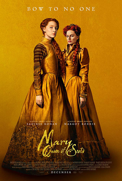 mary queen of scots 2018 fragman izle poster saoirse ronan margot robie