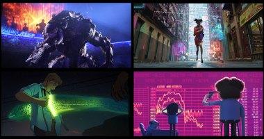 Animasyon Antoloji Serisi Love, Death & Robots Dizisi Geliyor!