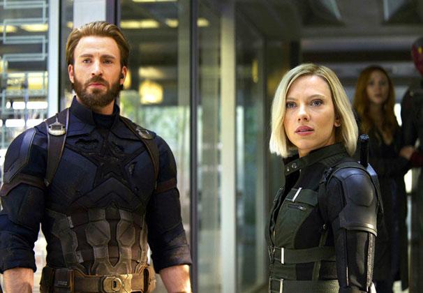 Black Widow, Avengers: Endgame filminde de dans etmeyi bırakmıyor