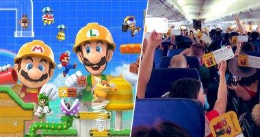 Bir hava yolu firması yolcularının hepsine bedava Nintendo Switch dağıttı