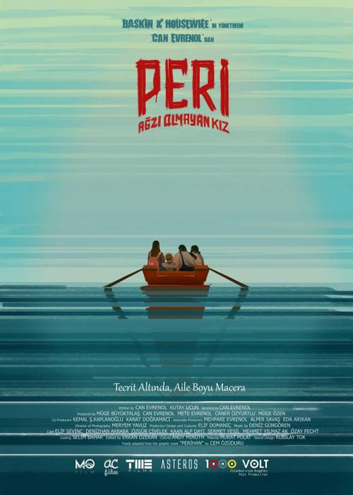 Can Evrenol'un Peri: Ağzı Olmayan Kız filmi 24 Ocak 2020'de vizyondaki yerini alacak
