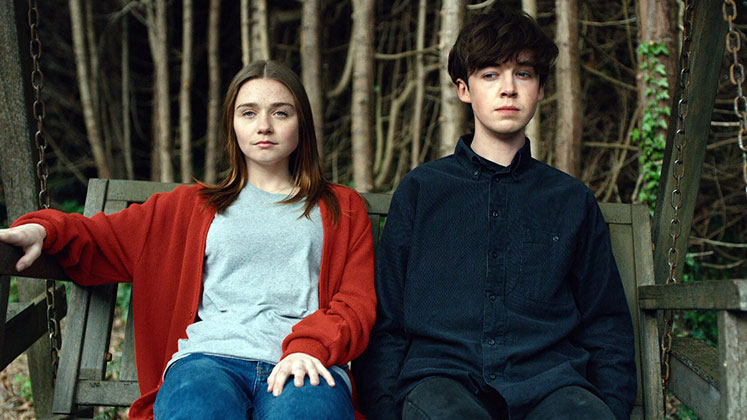 The End of the F***ing World 2. sezon 5 Kasım'da Netflix ekranlarında!