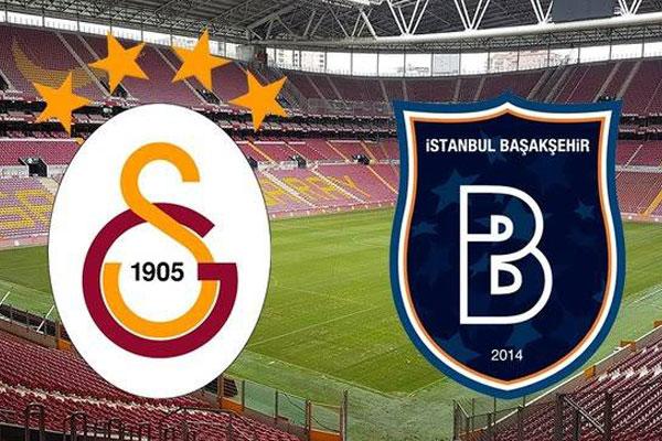 Galatasaray - Başakşehir maçı hangi kanalda, saat kaçta? İlk 11'ler!