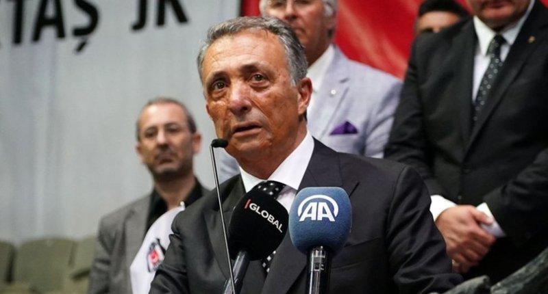 Beşiktaş Kulübü Başkanı Ahmet Nur Çebi'den flaş açıklamalar!