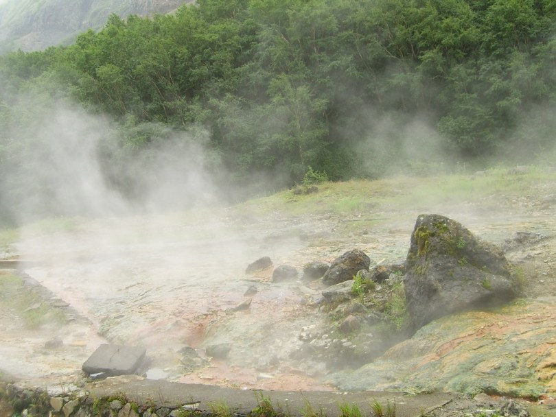 Monte Baekdu 3
