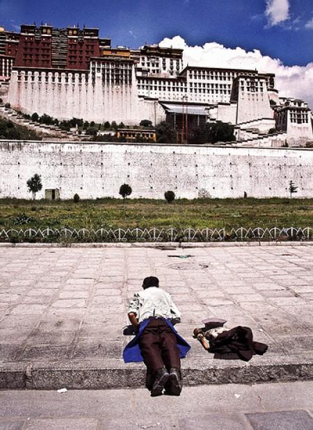 Lugar de oración para budistas