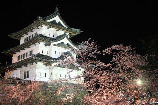 Castillo de Hirosaki 1