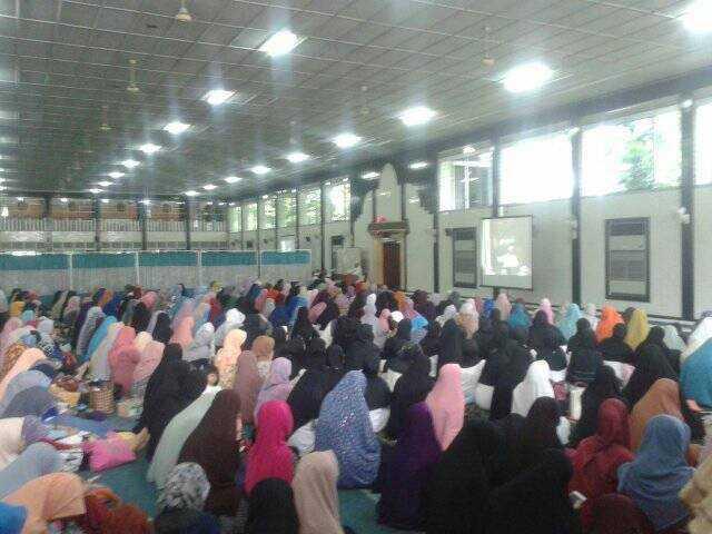 tabligh akbar, masjid al falah