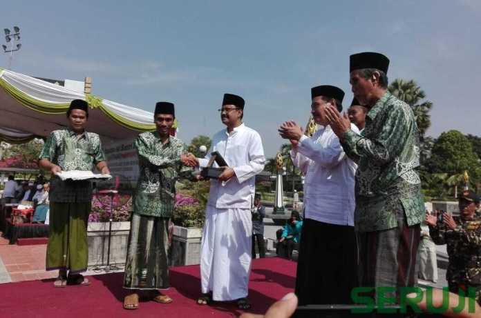 Hari Santri di Surabaya