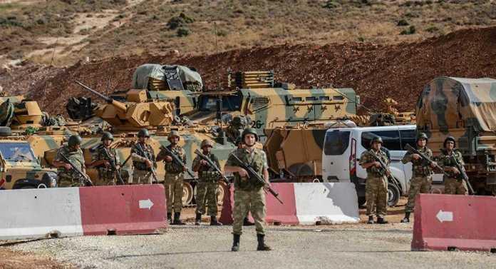 Militer Turki di Suriah