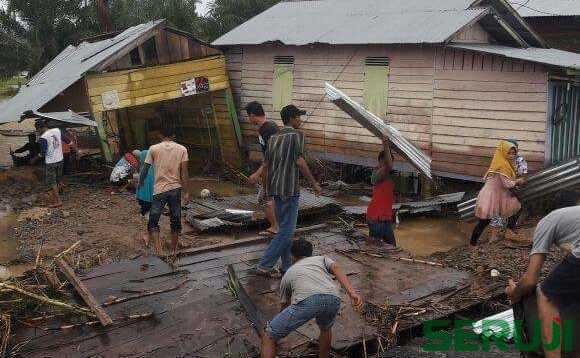 Banjir Pasaman Barat