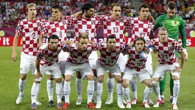 timnas Kroasia