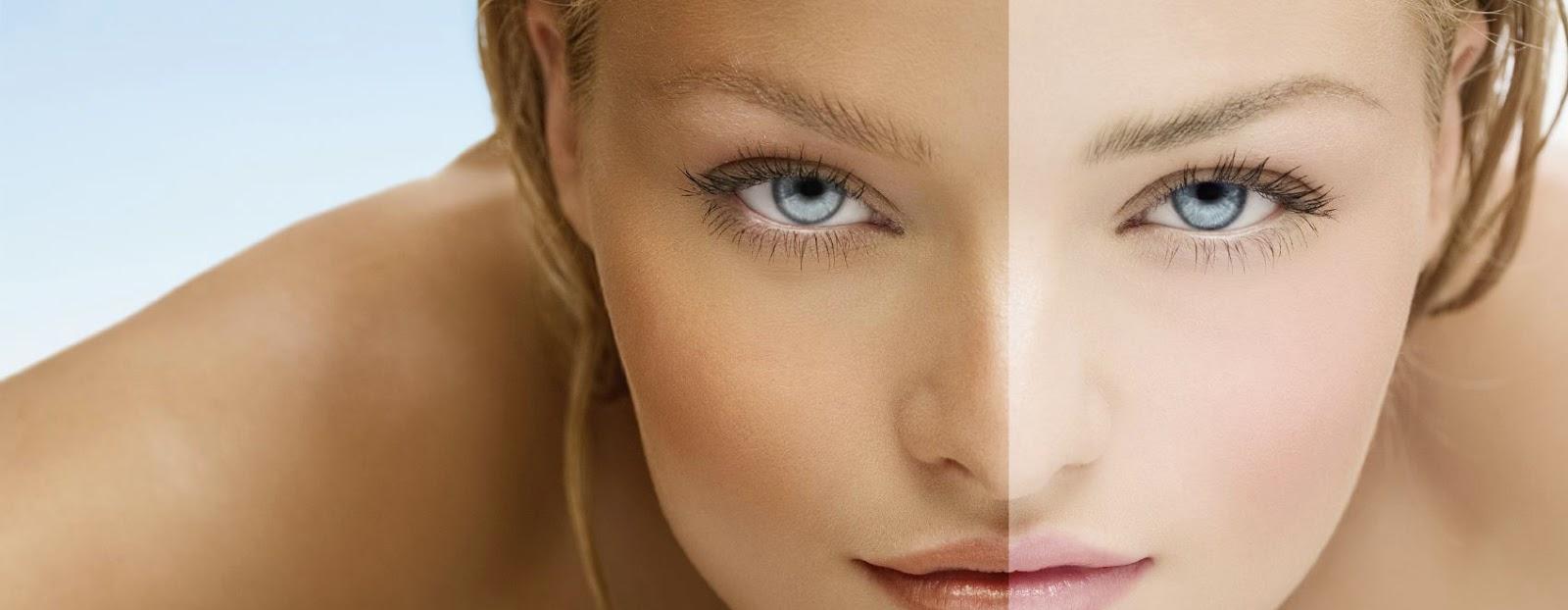 Cara memutihkan kulit wajah dan tubuh dengan alami?