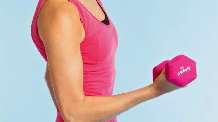 10 Cara Mengecilkan Lengan Tangan Cepat Dalam Seminggu