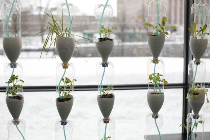 30 Ide Daur Ulang Botol Plastik Menjadi Sebuah Barang Yang Unik Dan Keren Seruni Id