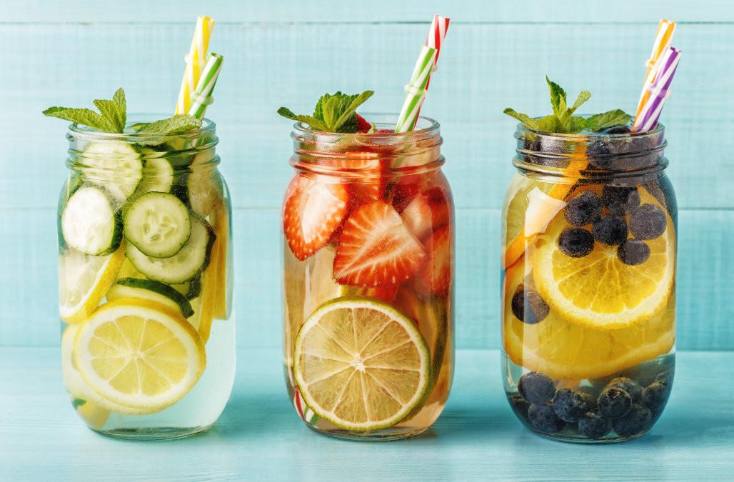 10 Resep Dan Manfaat Infused Water Untuk Kesehatan Seruni Id