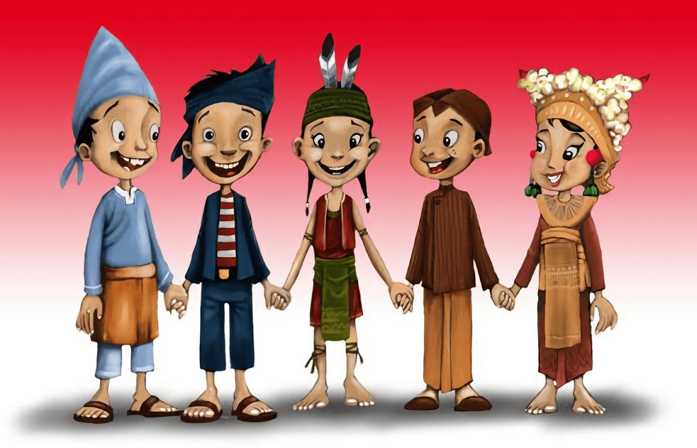 Pakaian Adat Suku Bangsa Di Indonesia Beserta Gambarnya