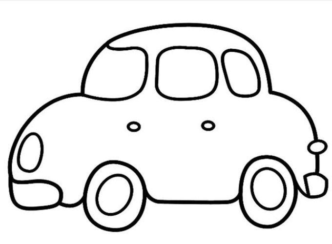 12 Gambar Mobil Anak Paud Berwarna Terbaru Lingkar Png