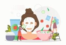 Cara Facial di Rumah dengan Buah-buahan Agar Tampak Awet Muda