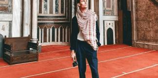 Jay Palfrey, YouTuber Inggris yang Ceritakan Perjalanannya Menjadi Mualaf
