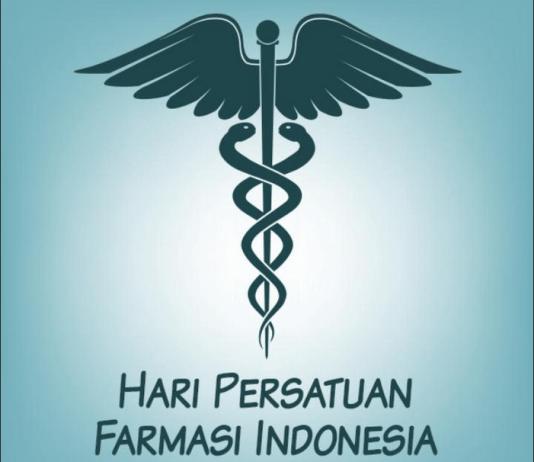 Serajah Hari Persatuan Ahli Farmasi Indonesia